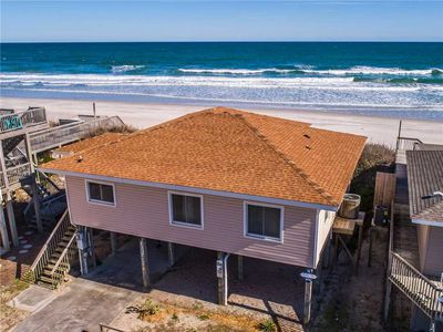 Photo for PEACE OF THE SON: 3 BR / 2 BA oceanfront in Topsail Beach, Sleeps 6Peace Of The