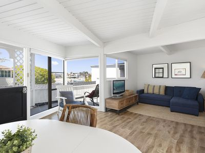 Photo for Charming Bayview Upstairs Vacation Getaway