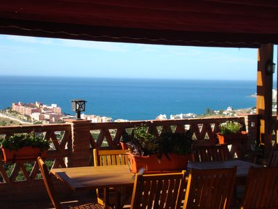 Photo for Villa with magnificent views to the sea - Air conditioning - Pool et baby-foot