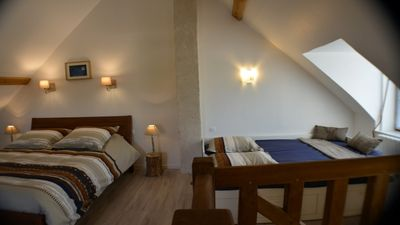 Photo for Starry night cottage less than 10 minutes from Beauval Zoo