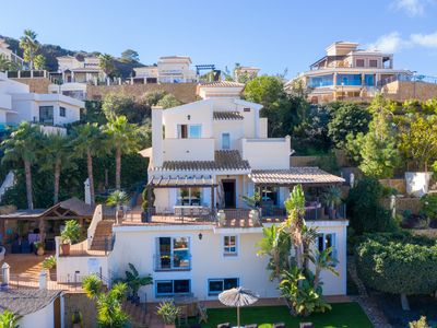 Photo for Large family home on the private resort of La Manga Club & Golf