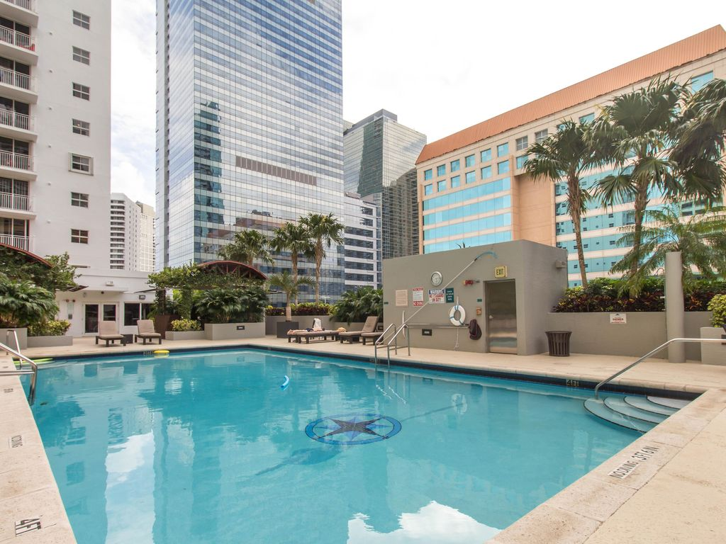Brickell Two Bedroom Luxury Suite City View Sleeps 4 Rfh201 Accommodation For 4 People Miami