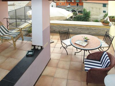Photo for Vacation home Casa Angela (DOL100) in Dolcedo - 4 persons, 3 bedrooms