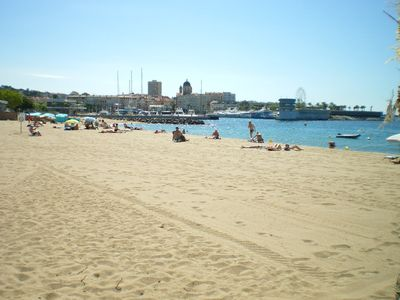 Photo for Apartment/ flat - FREJUS PLAGE