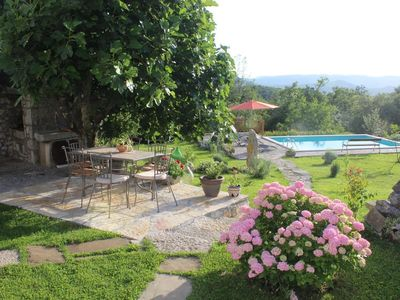 Photo for Holiday home Mavrici, 2 bedroom family house with private pool