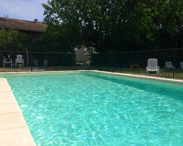 Photo for Great home for 10 people with pool