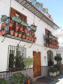 Nerja City Centre, Nerja, Spain