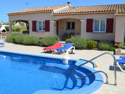 Photo for Complete villa with heated private pool, great views and lots of privacy