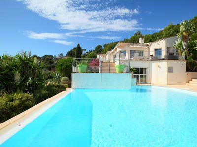 Photo for Vacation home La Buissonière in Vallauris/Côte d'Azur - 10 persons, 4 bedrooms
