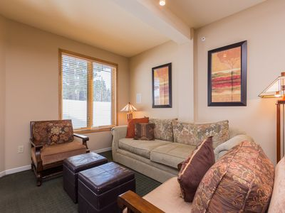 Photo for Mammoth Green #105 -Nearly Ski-in Ski-Out Updated 2 Bdrm 2 Bath, Sleeps 6