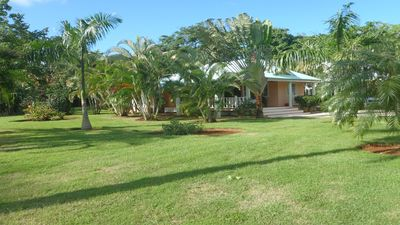 Photo for At 300m beach and village. Quiet and flowery property. House with neat decoration
