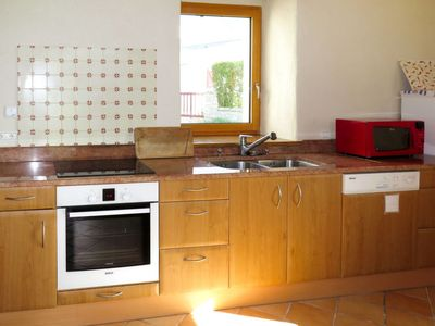 Photo for Vacation home Ferienhaus (NVZ106) in Nevez - 7 persons, 4 bedrooms