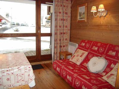 Photo for 1BR Apartment Vacation Rental in CREST-VOLAND