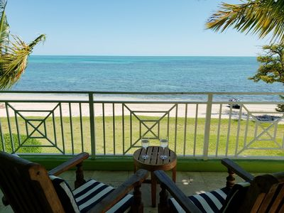 Photo for 5 Star Resort: Gorgeous condo on the beach by the pool!