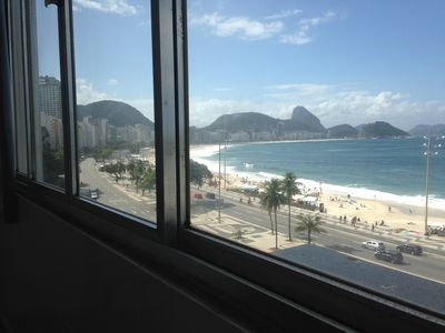 Photo for VIEW OF THE SEA COPACABANA