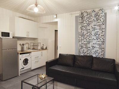 Photo for Modern two bedroom flat in Paris 13th