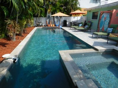 Photo for Choose Castaway Cottage!  Amazing pool/close to beach!