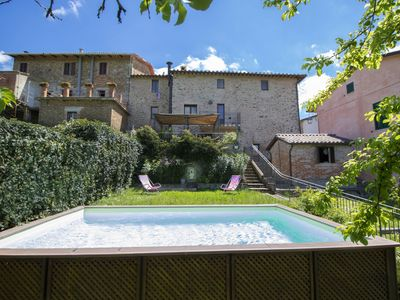 Photo for 5BR Apartment Vacation Rental in Collebaldo, Umbria