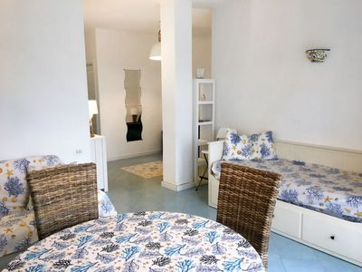Photo for Apartment La Roccia in Ischia Forio - 5 persons, 2 bedrooms