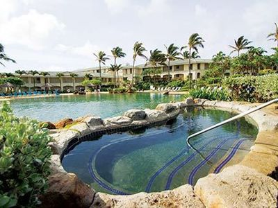 Photo for The Point at Poipu.  2 bedroom villa- Best rates!  Licensed brokers!