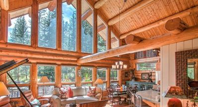 Photo for Wonderful  Log  Home