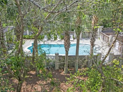 Photo for 30A-Gulf Place-Walk2Beach, Pool&Shops! ☀️2 Step Sanitizing Process☀️3BR Tree Top