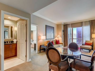 Luxury living at the MGM Signature