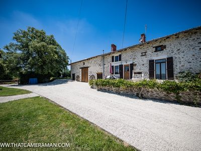 Photo for Large Cottage With Private Pool and Stunning Views