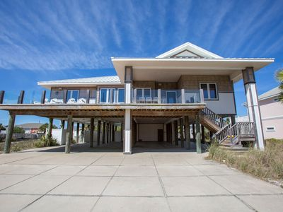 Photo for Spacious Gulf View with Private Pool! Ideal for Family Vacations.
