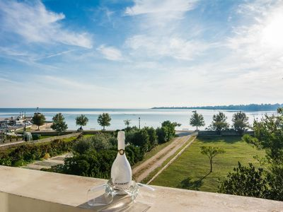 Photo for Apartment with a sea view | directly on beach