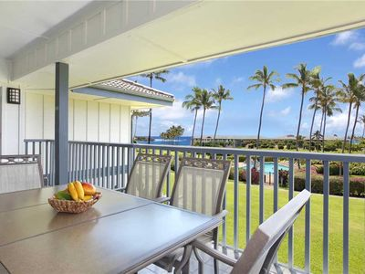 Photo for Poipu Sands 221: 2 BR / 2 BA condo in Koloa, Sleeps 6