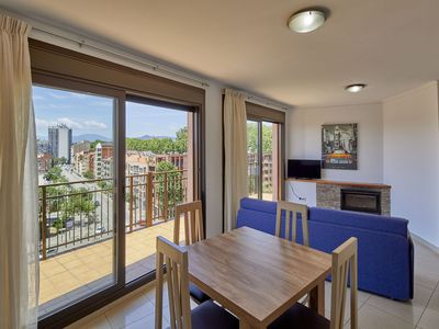 Photo for Figuerola apartment with large terrace and parking