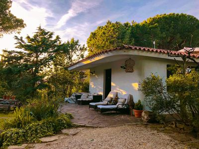 Photo for beautiful villa 5 minutes from the beaches. Comfort