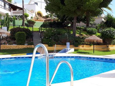 Photo for Luxury 1 Bedroom Apt,  VFT/MA32393... 2 mins walk to the Beach,/Bars/Restaurants