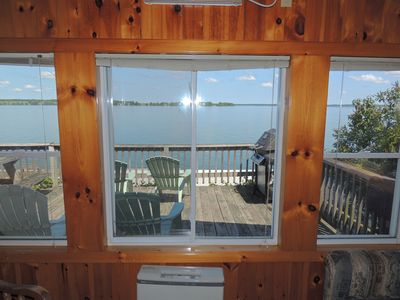 Photo for Cozy Waterfront 3 bedroom/1 bath cottage