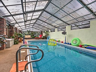 Photo for Serene House w/Indoor Pool Near Downtown Asheville