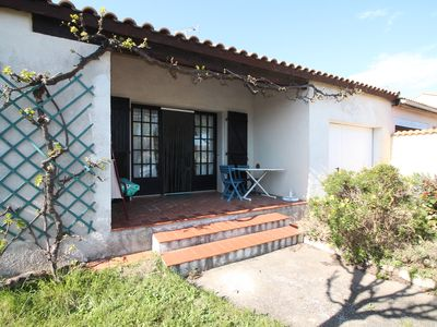Photo for 2BR Villa Vacation Rental in Valras-Plage, Languedoc-Roussillon