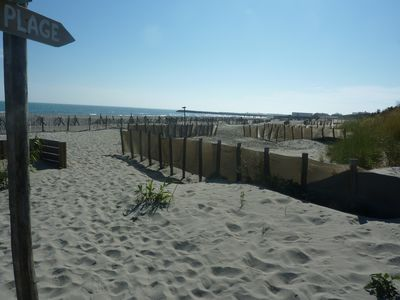 Photo for Duplex conditioning to the beaches and the village center