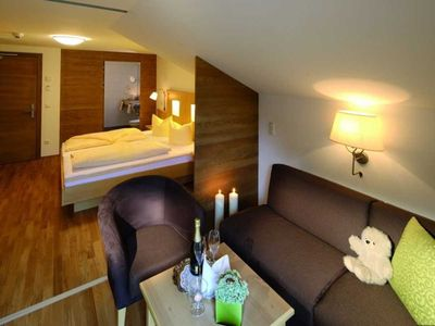 Photo for Junior Suite with Balcony - Alpen Hotel Post ****