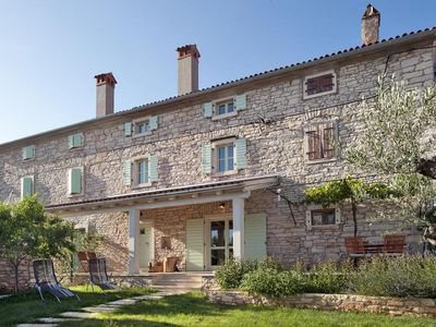 Photo for Lovingly restored stone house in Rovinj for 4 persons