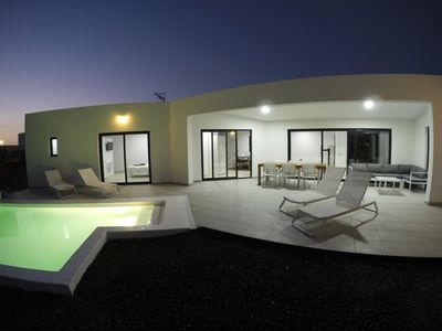 Photo for Dudi House: New luxury House with heated pool