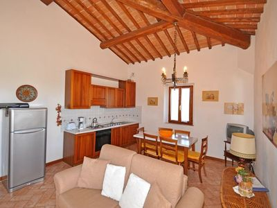 Photo for 2 bedroom Apartment, sleeps 4 in San Gimignano with Pool and WiFi