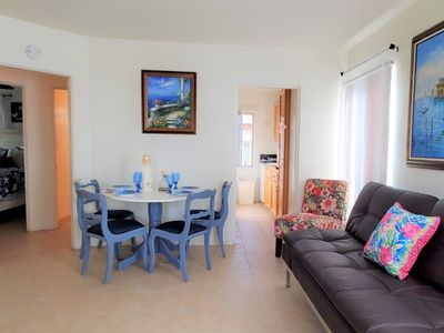 Photo for Island Court Oasis, Steps to Beaches!