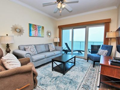 Crystal Tower 1608- We Love Sharing Our Little Piece of Paradise. Visit the Beach for Spring Break ~ Book Now