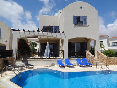 Luxury Villa With Private Pool And Stunning Mediterranean Views
