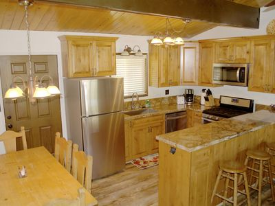 Photo for 3BR Cabin Vacation Rental in Big Bear Lake, California