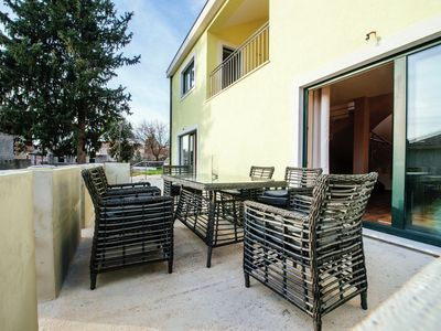 Photo for Spacious holiday house with big private terrace, 2 separate units, 5 bedrooms, 4 bathrooms, Wi Fi