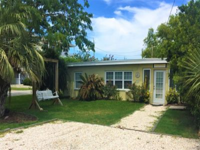 Photo for Come SEA Our Difference... Adorable Cottage in Kure Beach with 2 bedrooms/2 bathrooms, short 2 blocks to the beach, free wifi and dog friendly