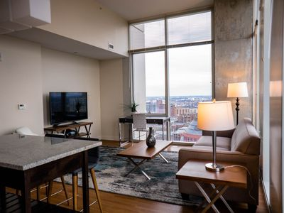 Photo for Modern, Stylish High-Rise Apartments in Philly