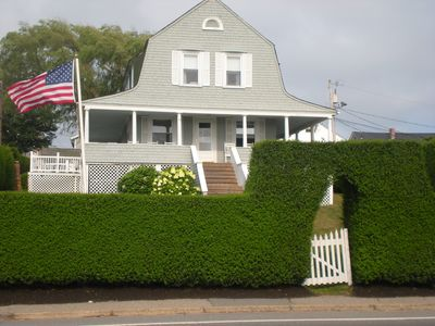 Photo for Walk to Beach, Water View 6-Bedroom, Dutch Colonial: August 10th 6nt Special!